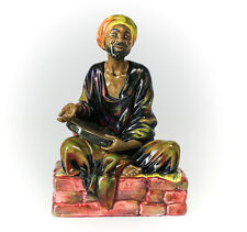 Royal Doulton Porcelain Figurine, 'Mendicant' Hn1365 Hand Painted Seated Man