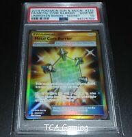 Pokemon Unbroken Bonds Molayne 212//214 Full Art Trainer PSA 10 Gem Mint