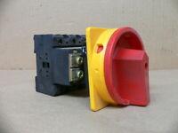 P3-100,P3-100-NA Klockner Moeller, 100 AMP Disconnect Switch