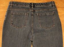 Liz & Co women's denim jeans Bootcut Sz 16 W 16W W-38 L-30 R-11 EUC
