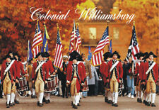 Colonial Williamsburg, Virginia, Civil War, Souvenir Fridge Magnet 2 x 3 VAW600