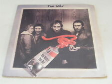 THE WHO You Better You Bet Ex Polydor 1981 UK P/S 7""