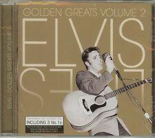 ELVIS PRESLEY - GOLDEN GREATS VOL. 2 - CD