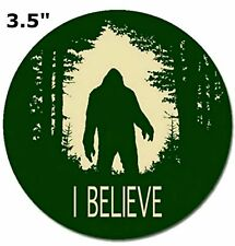 Bigfoot Sasquatch I Believe! Car Truck Window Bumper Graphics Sticker Decal