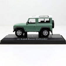 1/43 Land Rover 110 Light Green Alloy Axle Car Model Gift Collection