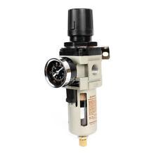 H● AW3000-03 Air Souce Treatment Filter Regulator Controller w 0-1Mpa Gauge.