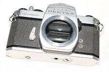 Original Asahi Pentax Spotmatic 35mm SLR Film Camera M42 mount