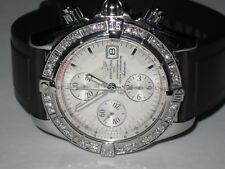 Mens Breitling Chronomat Evolution Diamond