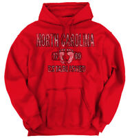 North Carolina State Pride State Flag  USA Tar Heel Hoodie Sweatshirt