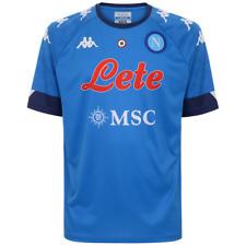1 Maglia calcio nuova SSC NAPOLI KAPPA 2021 azzurra home
