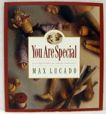 NEW You Are Special Hardcover Book by Max Lucado Wemmicks Vol 1 Childrens Story