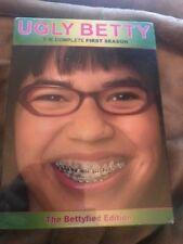 Ugly Betty-Season 1& 2 & 3 (DVD) FACTORY SEALED *FREE SHIPPING**