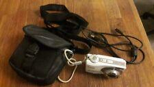 Kodak EASYSHARE C613 6.2MP Digital Camera - Silver With Bag