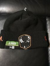 NFL Chicago Bears Salute Black Knit Hat New NWT