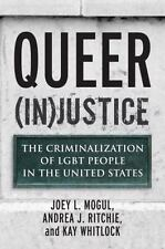 Queer (In)justice: The Criminalization of LGBT People in the United-ExLibrary