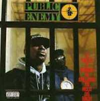 PUBLIC ENEMY  IT TAKES A NATION OF MILLIONS TO HOLDS US BACK(  EXPLICIT RAP CD)
