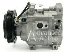 New AC A/C Compressor Fits: 2000 2001 2002 Toyota Echo L4 1.5L AC Pump