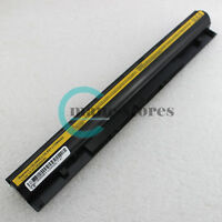 New 4Cell Battery for Lenovo IdeaPad G400s Z710 L12M4E01 14.4V 2600mAh