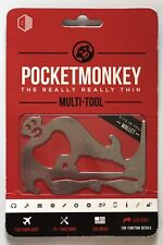 Pocketmonkey Multi-Tool The Really Really Thin