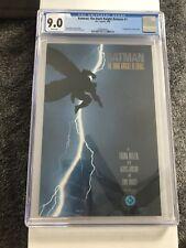 batman the dark knight returns 1 cgc 9.0