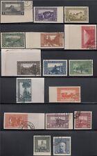 Bosnien Herzegowina 1906 Nr. 29-44 U ungezähnt gestempelt