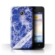 Fundas y carcasas Para Huawei Y6 color principal azul para teléfonos móviles y PDAs Huawei