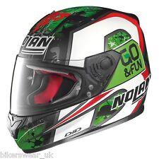 Nolan N64 Bastianini Replica Full Face Motorcycle Helmet Size XS & XL