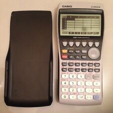 Casio FX-9860Gii SD USB Power Graphic 2 Calculator. RRP£130. Used.
