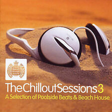 The Chillout Sessions, Vol. 3 [EMI] by Various Artists (CD, Sep-2002, Ministry o