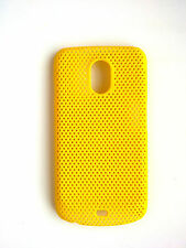 Yellow Mesh Hard Case Cover for SAMSUNG Galaxy Nexus i9250