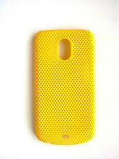 Yellow Mesh Hard Case Cover for SAMSUNG Galaxy Nexus i9250