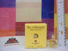 BAL A VERSAILLES Jean Desprez PERFUMES 2.4 ML / 0.08 OZ Parfum de Toilette MINI