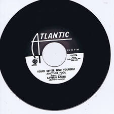 LAVERN BAKER - YOU'D BETTER FIND YOURSELF ANOTHER FOOL (Crossover R&B Stroller)
