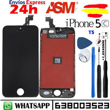Pantalla Completa Display Retina Iphone 5C 5 C LCD Tactil NEGRA con herramienta
