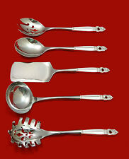 Royal Danish by International Sterling Silver Hostess Set 5pc HHWS  Custom