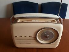 More details for vintage bush vtr 103 radio beige & brown  - very good working condition with tag
