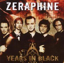 ZERAPHINE Years In Black (Best Of) CD 2007