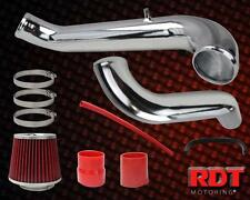 1996-2000 Honda Civic 1.6l DX Chrome High Performance Cold Air Intake + Filter