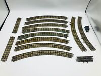 Hornby Dublo OO Scale 3 Rail Assorted Track Pieces