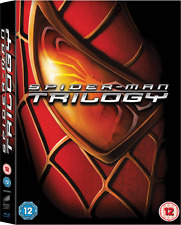 Spider-Man Trilogy (Blu-ray) *BRAND NEW*