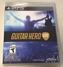Guitar Hero Live (Sony Playstation 3) Game Only
