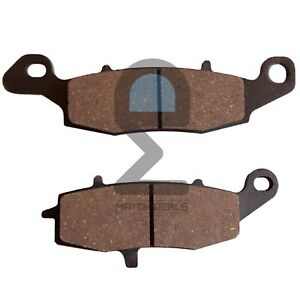 FRONT BRAKE PADS FOR SUZUKI BOULEVARD 800 C50 VL800 2005-2009 2012-2013 2015-17