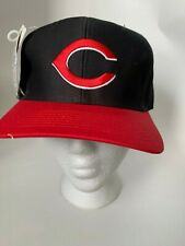 Cincinnati Reds NLB Baseball Hat Snapback Deadstock Vintage #11 Barry Larkin NWT