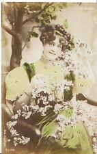Actress Postcard - Evie Greene - 1875 - 1917 - Born in Portsmouth U1773