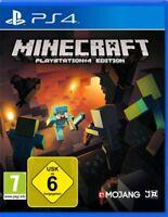 Minecraft PS4 Deutsch (Sony PlayStation 4) NEUWARE