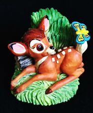 Walt Disney Lenox The Magic Thimble Collection Collectible Figurine Bambi