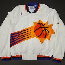 90s Champion Phoenix Sun's NBA Warm Up Windbreaker Jacket Men's size XL VINTAGE