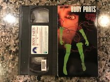 Body Bags VHS! 1991 Slasher! See) Bride Of Re-animator From Beyond & Childs Play