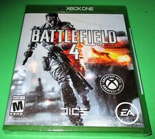 Battlefield 4 Microsoft Xbox One Factory Sealed! *Free Shipping!