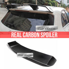 Real Carbon Fiber Rear Window Roof Spoiler For Mercedes Benz 2012-17 AClass W176